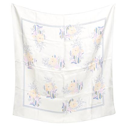 Christian Dior Tuch aus Seide