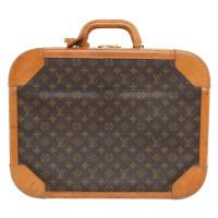 louis vuitton valise vintage de monogram canvas acheter louis vuitton valise vintage de. Black Bedroom Furniture Sets. Home Design Ideas