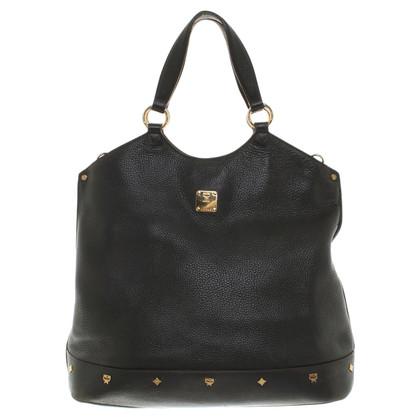 MCM Handbag in black