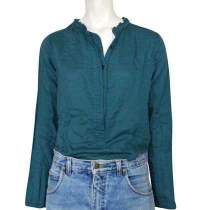 Humanoid blouse