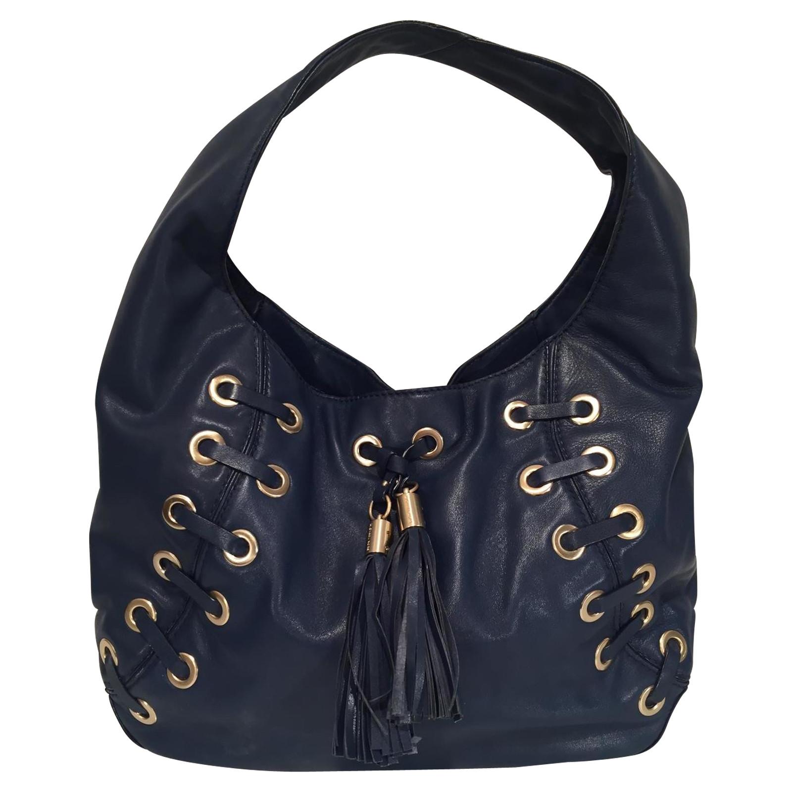 Michael Kors Handtasche Blau kaufen zum besten Preis