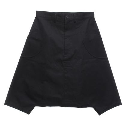 Yohji Yamamoto Harembroek in zwart