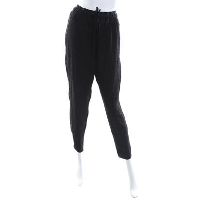 Comptoir des Cotonniers Pantaloni in Black