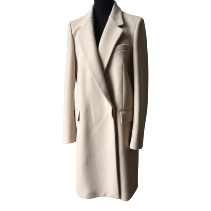 Stella McCartney Wool coat with cashmere
