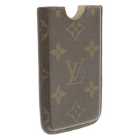 louis vuitton iphone h lle monogram canvas second hand louis vuitton iphone h lle monogram. Black Bedroom Furniture Sets. Home Design Ideas