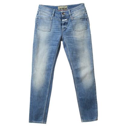 Closed 7/8 light blue jeans