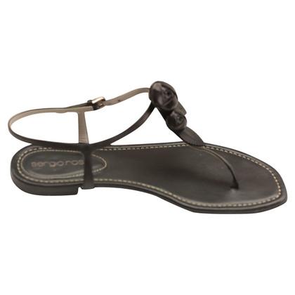 Sergio Rossi Sandals in black