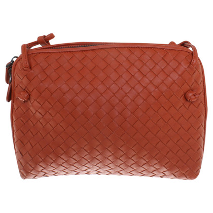 Bottega Veneta Shoulder bag in orange