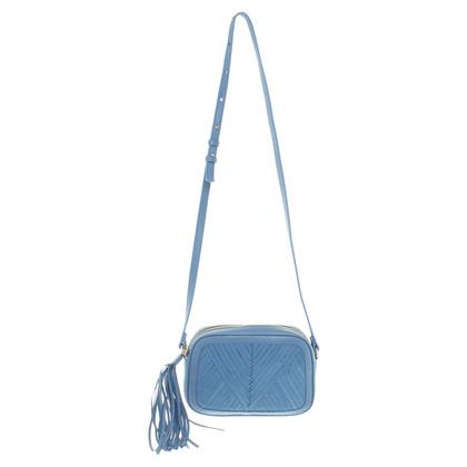 Lili Radu shoulder bag in light blue