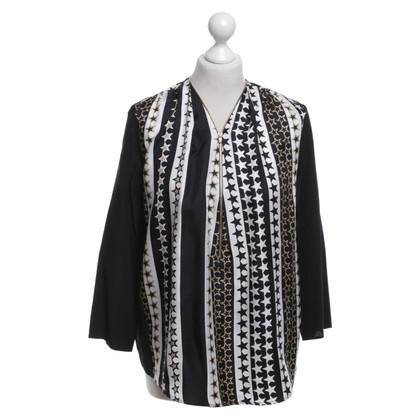 Sandro Blouse with pattern