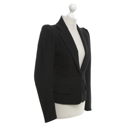 Plein Sud Blazer in Black