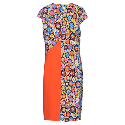 Emilio Pucci Dress with colorful flowers