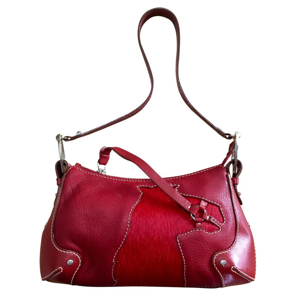 aigner handtasche second hand aigner handtasche gebraucht kaufen f r 149 00 2155420. Black Bedroom Furniture Sets. Home Design Ideas