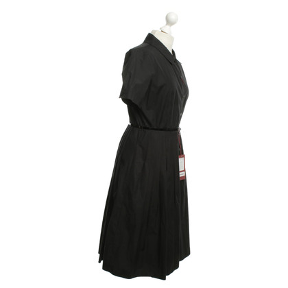 Max Mara Blouse dress in black