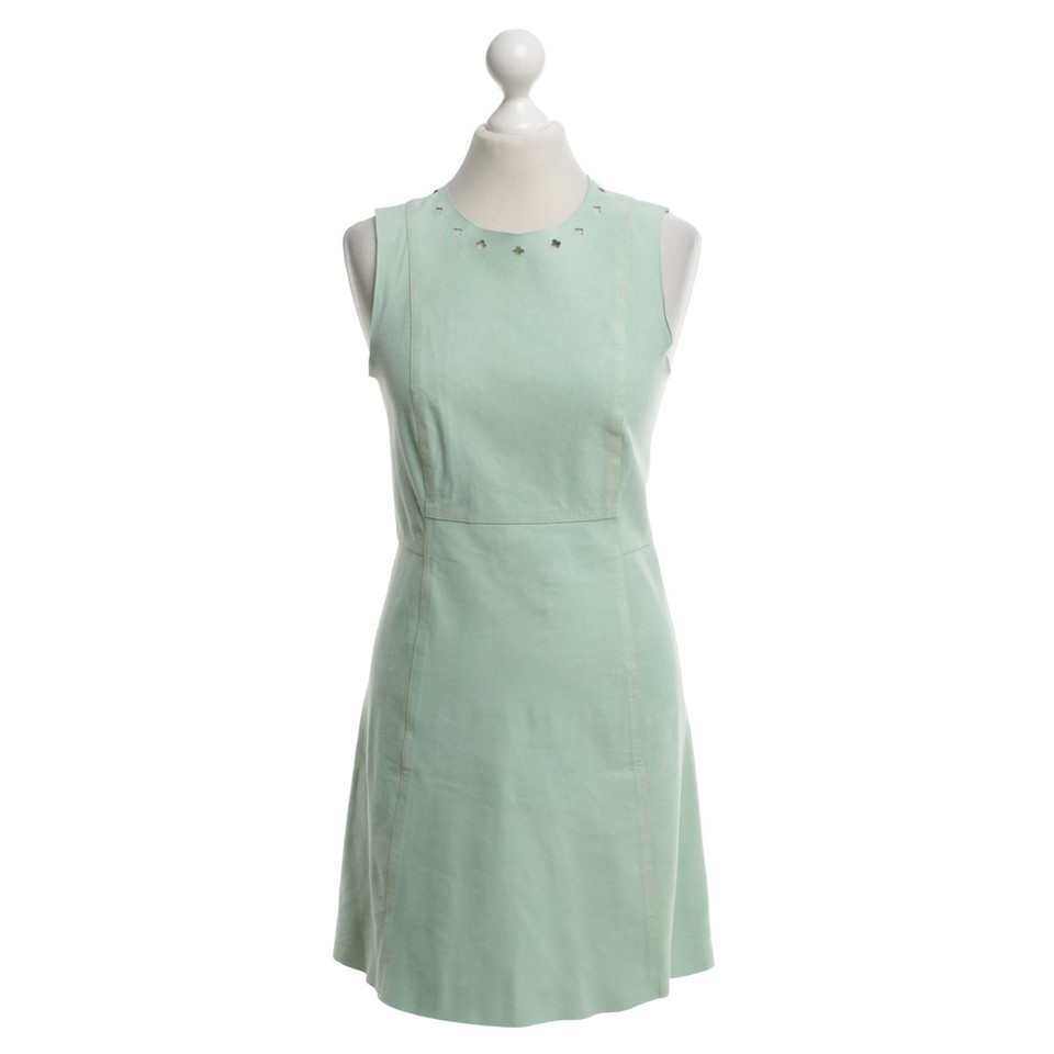 victoria by victoria beckham mintfarbenes kleid second hand victoria by victoria beckham. Black Bedroom Furniture Sets. Home Design Ideas