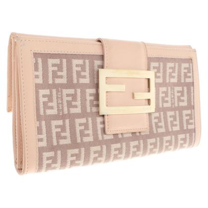Fendi Wallet with Zucca pattern