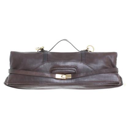 BCBG Max Azria Handbag in Brown
