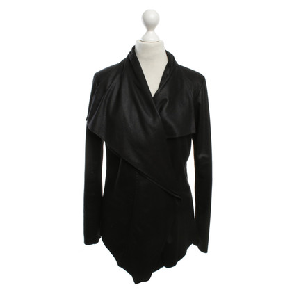 Marc Cain Blazer in leather look