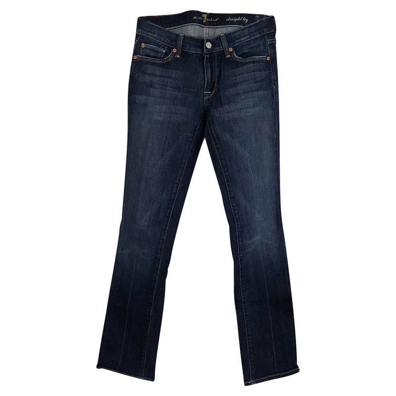 7 For All Mankind The Jeans Straight Donna