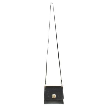 MCM Vintage-Handtasche in Schwarz