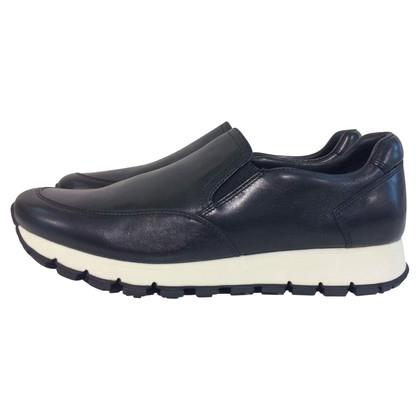 Prada Ledersneakers