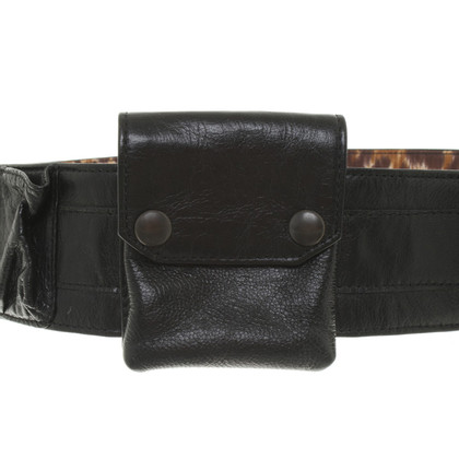 D&G Waist belt in black