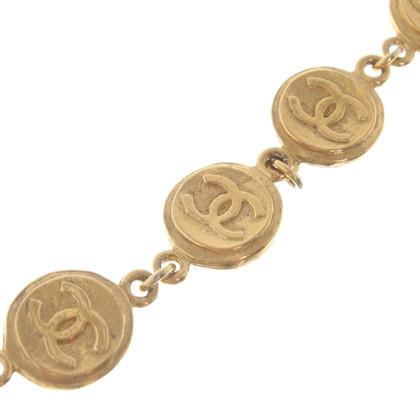 Chanel Ketting in goudkleuren