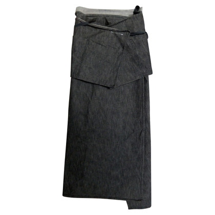 Maison Martin Margiela Denim rok in blauw