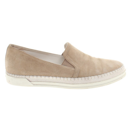 Tod's Slipper in beige