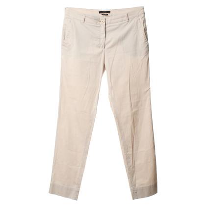 Odeeh Pantaloni in crema
