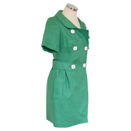 Smythe Kleid aus Leinen