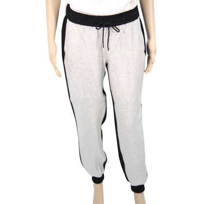 DKNY Hose in Silber