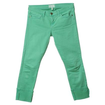 Current Elliott Jeans verde