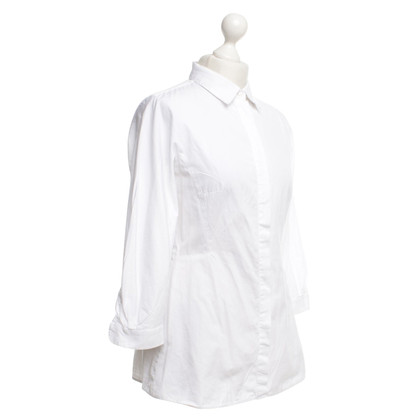 Max Mara Blouse in white