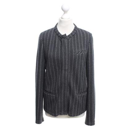 René Lezard Jacket with pattern