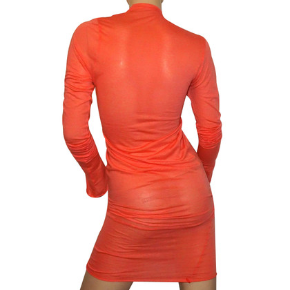 Humanoid Pfirsichfarbes Kleid