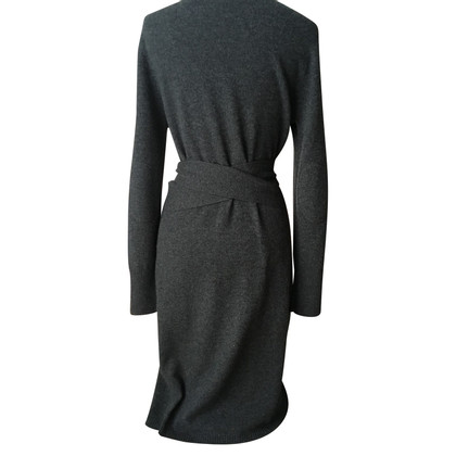 Diane von Furstenberg Wrap dress in wool / cashmere