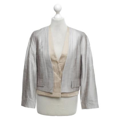 Michalsky Giacca in grigio argento / beige