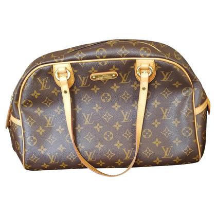Louis Vuitton Handtasche aus Monogram Canvas