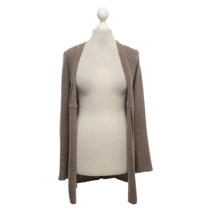 Comptoir des Cotonniers Cardigan in grey brown