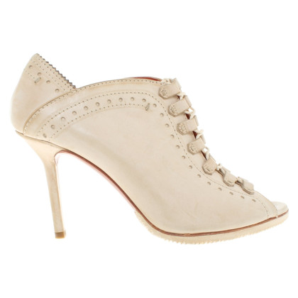 Santoni Lace-up shoes with heel