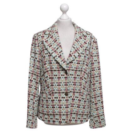 Laurèl Blazer with pattern