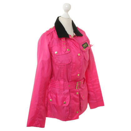 Barbour Cargo jas in roze
