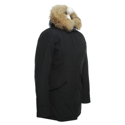 Woolrich Arctic parka with fur hood