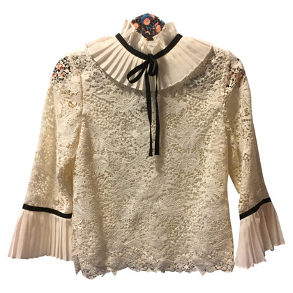 H&M (designers collection for H&M) Blouse en dentelle