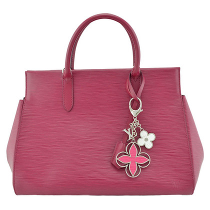 "Louis Vuitton ""Cuoio Marly MM Epi"" in rosa"