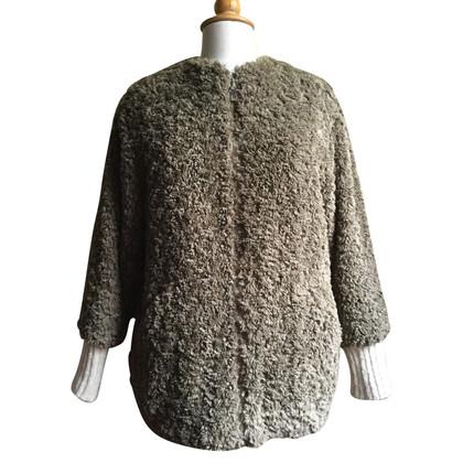 Isabel Marant Etoile giacca di pelliccia Faux