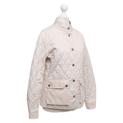Burberry Quilted jacket in light beige