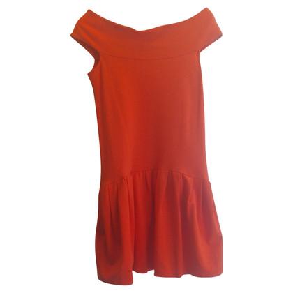 Valentino Little orange dress