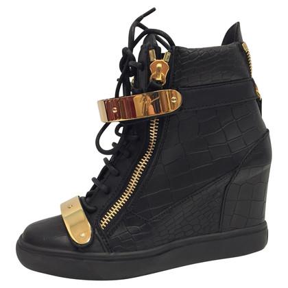 Giuseppe Zanotti Sneaker wedges